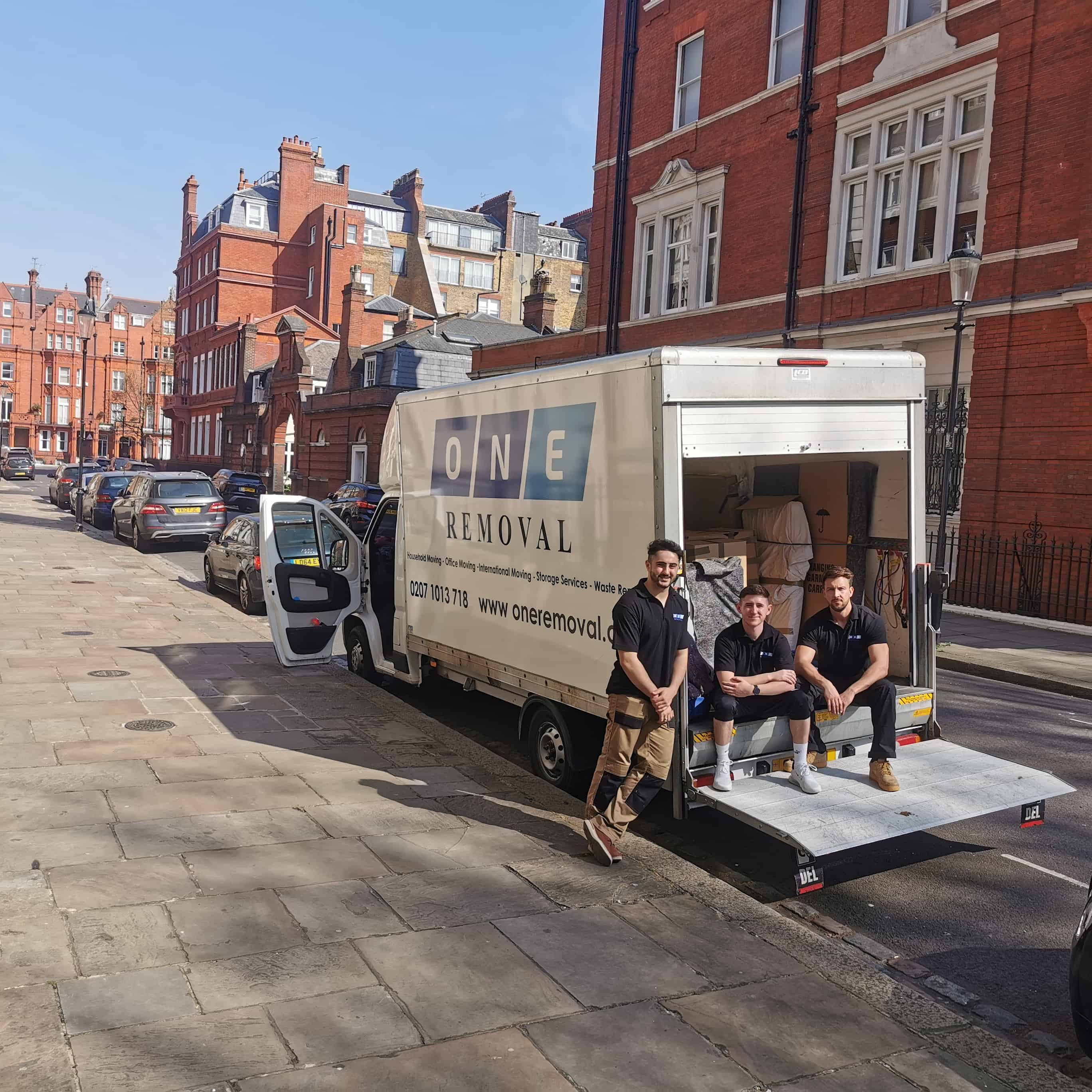 Wimbledon Removals Company - One Removal Team