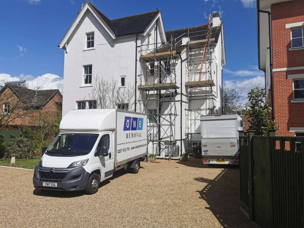 Flat Move Removals Company Wimbledon by One Removal